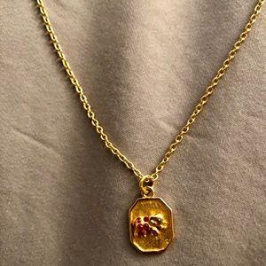 Jewelry - Gold Elephant Pendant Necklace